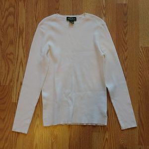 5/$25 🌞 Eddie Bauer Stretch Pima Cotton Sweater